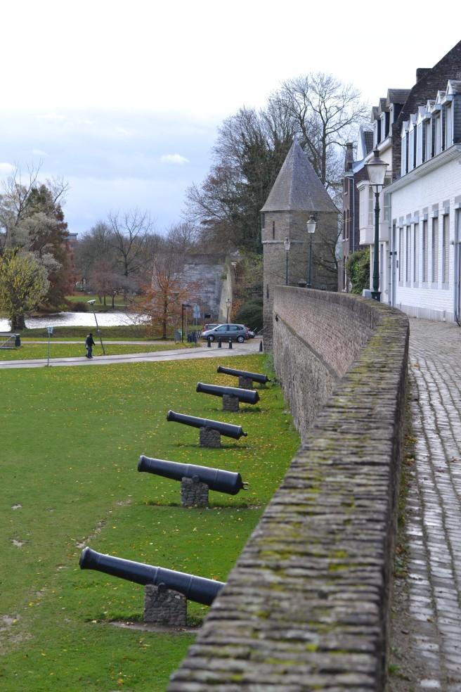 Стіна у Маастрихті
